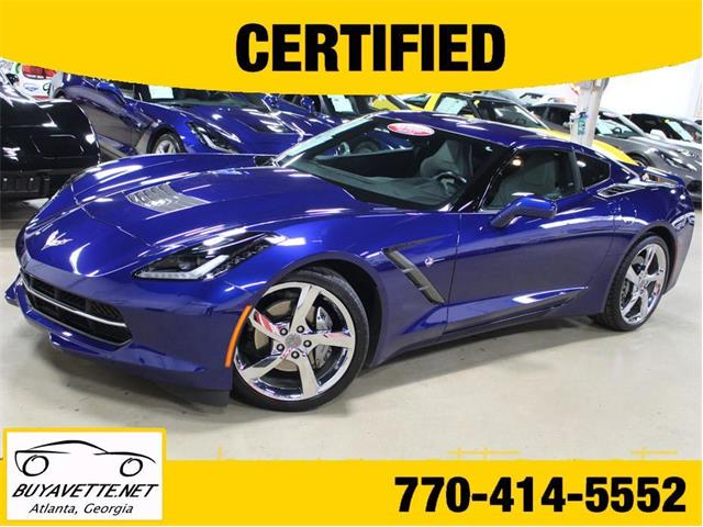 2019 Chevrolet Corvette (CC-1429561) for sale in Atlanta, Georgia