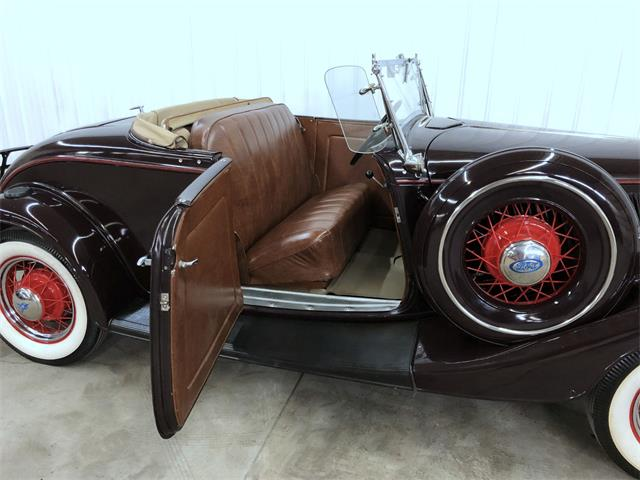 1934 Ford Convertible (CC-1429598) for sale in Maple Lake, Minnesota