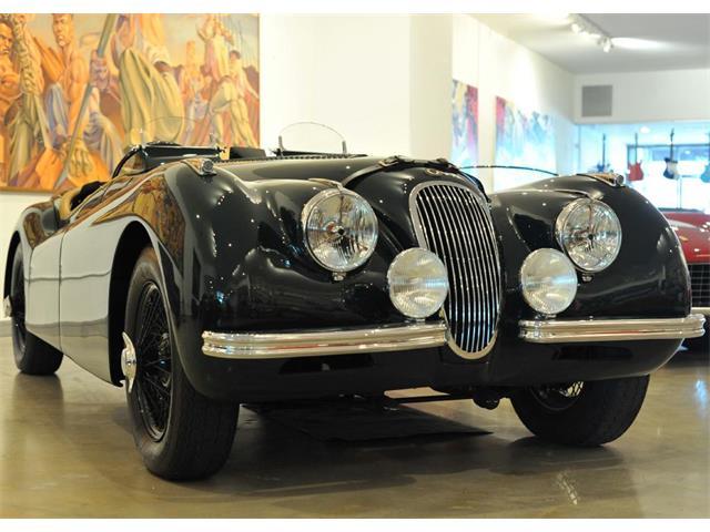 1949 Jaguar XK120 (CC-1429601) for sale in Miami, Florida