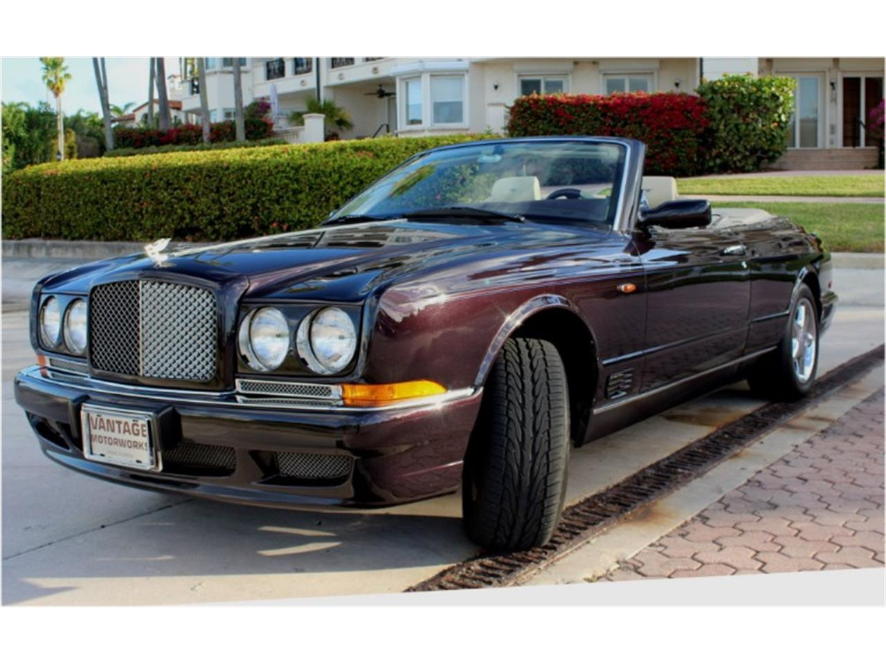1998 Bentley Azure (CC-1429603) for sale in North Miami , Florida