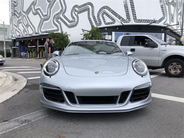 2016 Porsche 911 (CC-1429627) for sale in Miami, Florida