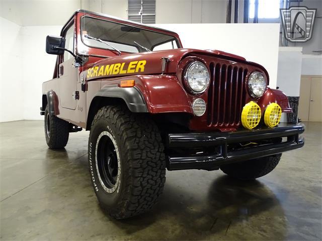 1981 Jeep CJ8 Scrambler (CC-1429629) for sale in O'Fallon, Illinois