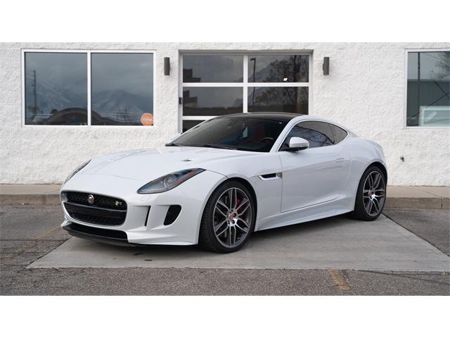 2016 Jaguar F-Type (CC-1420963) for sale in Salt Lake City, Utah