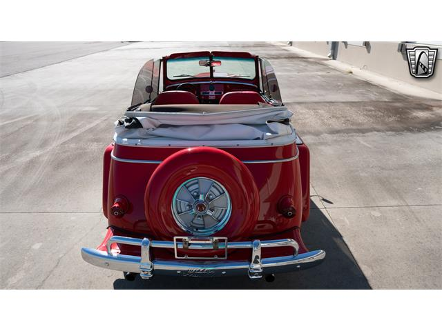 1951 Willys Jeepster (CC-1429650) for sale in O'Fallon, Illinois
