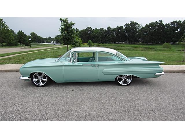 1960 Chevrolet Biscayne (CC-1429653) for sale in Sterling , Colorado