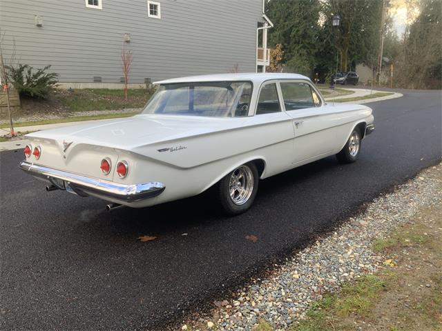 1961 Chevrolet Bel Air (CC-1429655) for sale in Tacoma , Washington