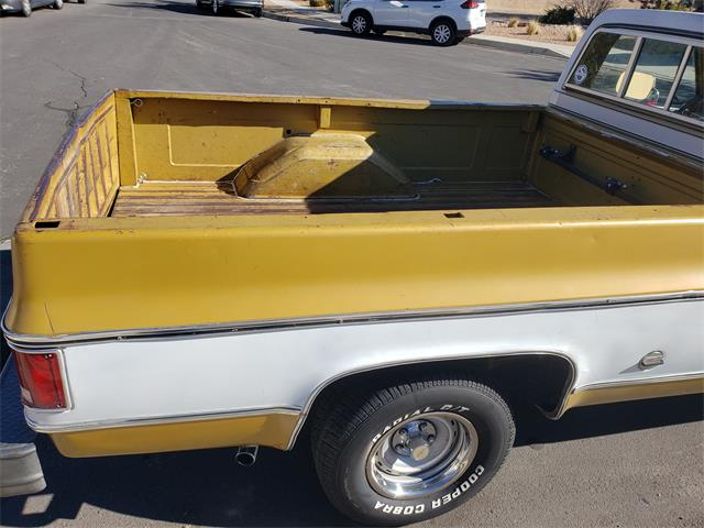 1976 Chevrolet C10 (CC-1429657) for sale in Albuquerque, New Mexico