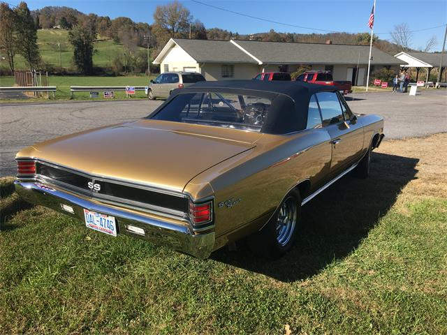 1967 Chevrolet Chevelle SS (CC-1429663) for sale in Leicester, North Carolina