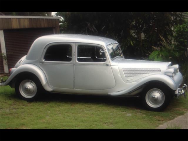 1951 Citreon Roadster (CC-1429671) for sale in Mackay, Queensland