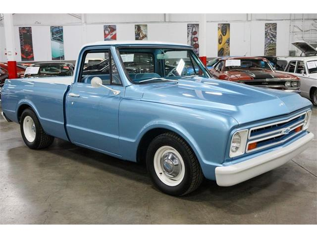 1971 Chevrolet C/K 10 (CC-1429680) for sale in Kentwood, Michigan