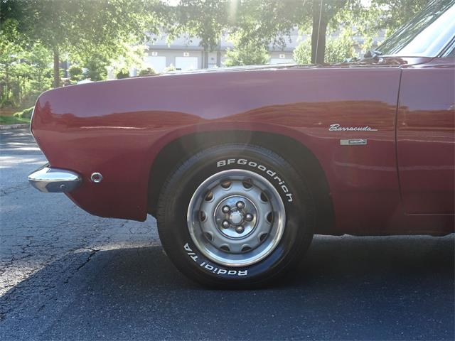 1968 Plymouth Barracuda (CC-1429681) for sale in O'Fallon, Illinois