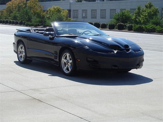 1998 Pontiac Firebird Trans Am (CC-1429682) for sale in O'Fallon, Illinois