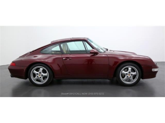 1996 Porsche 993 (CC-1429694) for sale in Beverly Hills, California