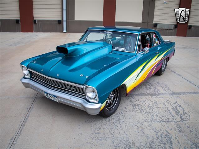 1966 Chevrolet Nova (CC-1429699) for sale in O'Fallon, Illinois