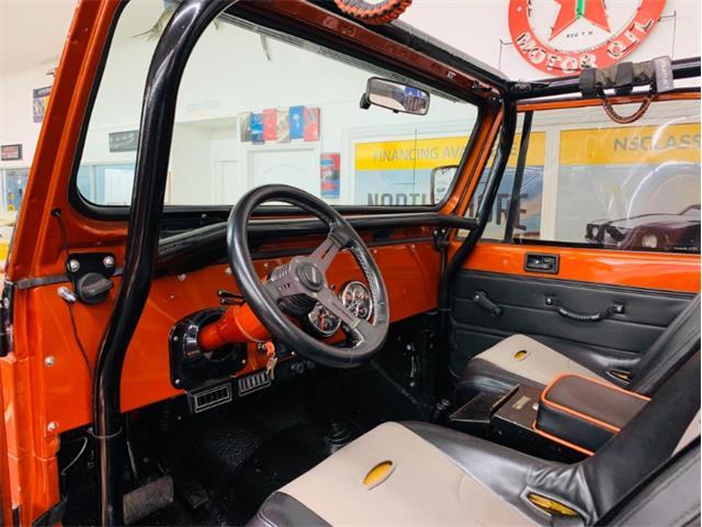 1986 Jeep CJ7 (CC-1429705) for sale in Mundelein, Illinois