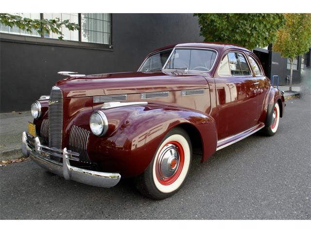 1940 LaSalle Coupe (CC-1420972) for sale in Newberg, Oregon