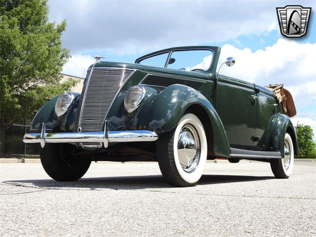 1937 Ford Phaeton (CC-1429720) for sale in O'Fallon, Illinois