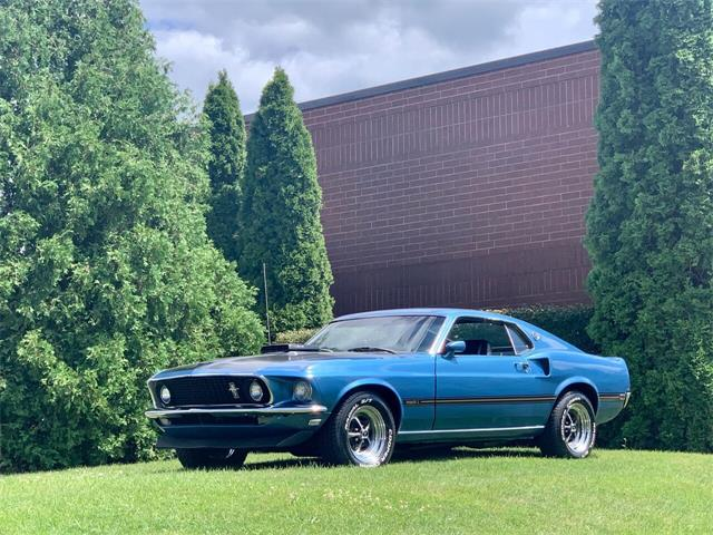 1969 Ford Mustang (CC-1429725) for sale in Geneva, Illinois