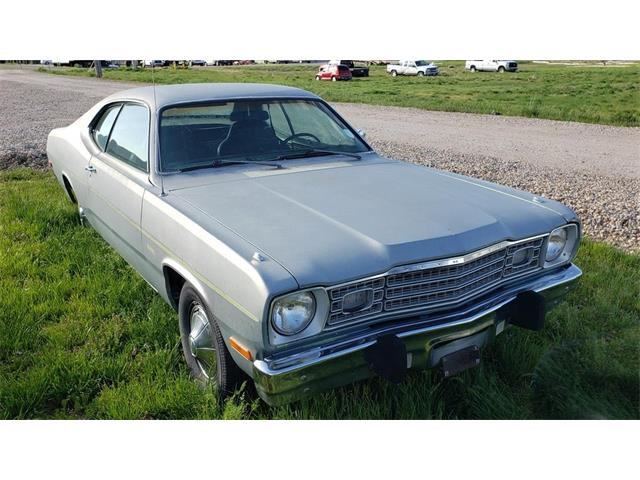 1973 Plymouth Duster (CC-1420973) for sale in Morgan, Utah