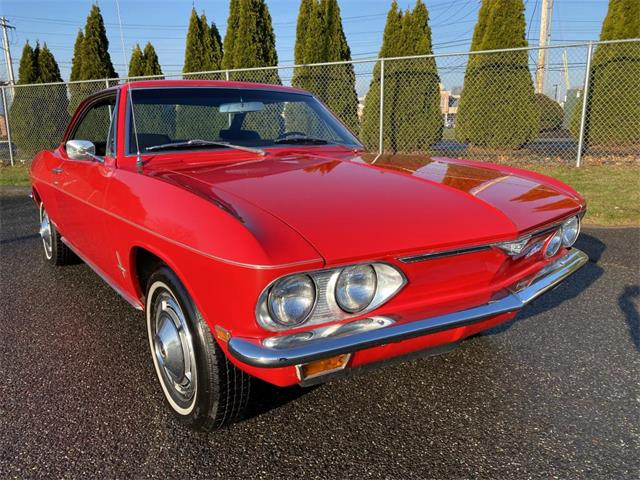 1969 Chevrolet Corvair (CC-1429733) for sale in Milford City, Connecticut