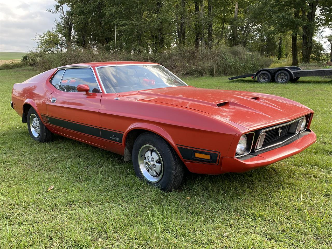 1973 Ford Mustang Mach 1 (CC-1420974) for sale in Elizabethtown, Kentucky