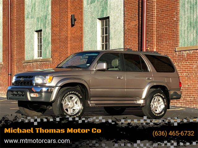 2002 Toyota 4Runner (CC-1429741) for sale in Saint Charles, Missouri