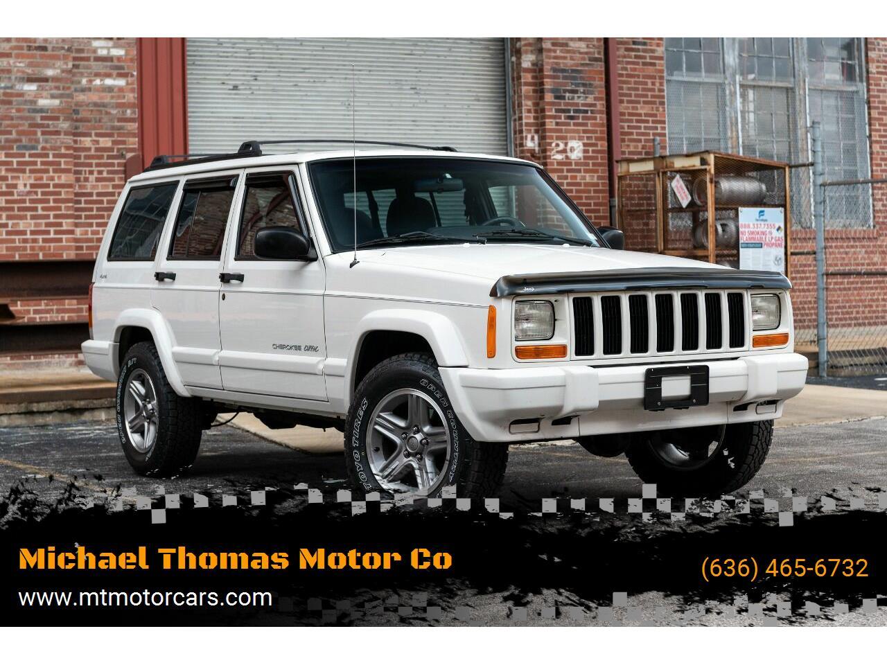 2000 Jeep Cherokee (CC-1429748) for sale in Saint Charles, Missouri