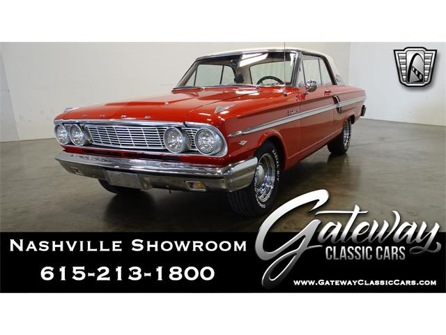 1964 Ford Fairlane 500 (CC-1429766) for sale in O'Fallon, Illinois