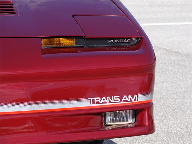 1986 Pontiac Firebird Trans Am (CC-1429769) for sale in O'Fallon, Illinois