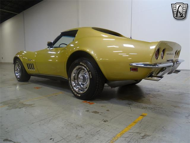 1969 Chevrolet Corvette (CC-1429775) for sale in O'Fallon, Illinois