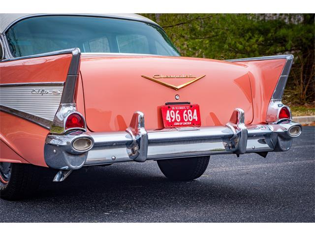 1957 Chevrolet Bel Air (CC-1429781) for sale in O'Fallon, Illinois