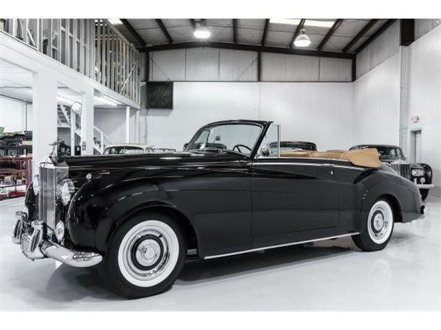 1961 Rolls-Royce Silver Cloud II (CC-1429795) for sale in SAINT ANN, Missouri