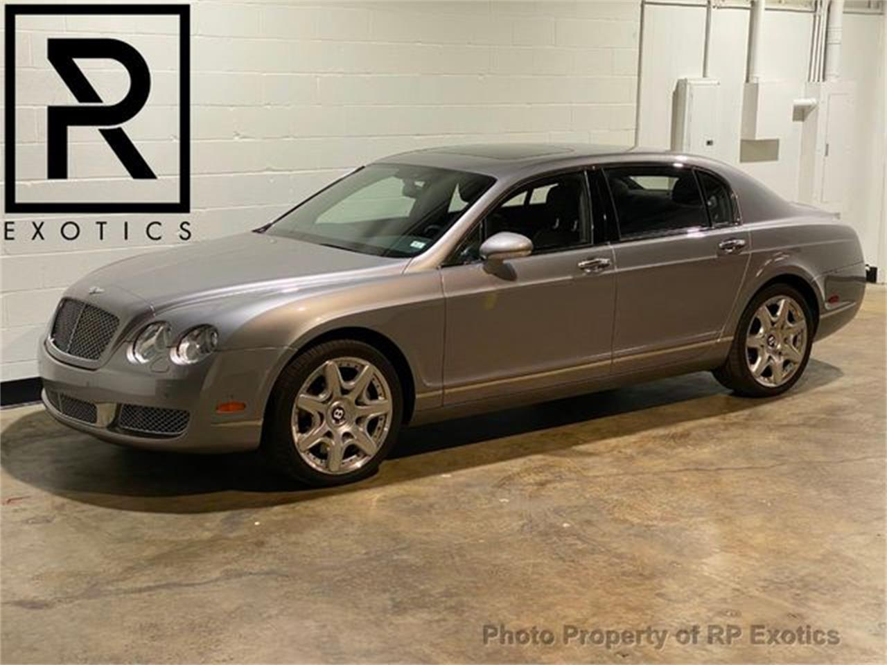 2008 Bentley Continental Flying Spur (CC-1429810) for sale in St. Louis, Missouri