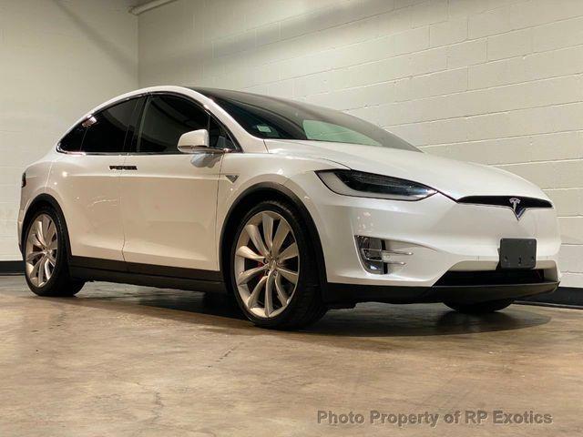 2016 Tesla Model X (CC-1429812) for sale in St. Louis, Missouri
