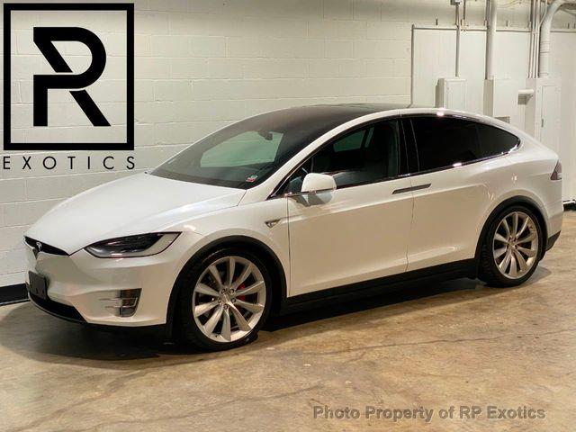 2016 Tesla Model X (CC-1429812) for sale in St. Louis, Missouri