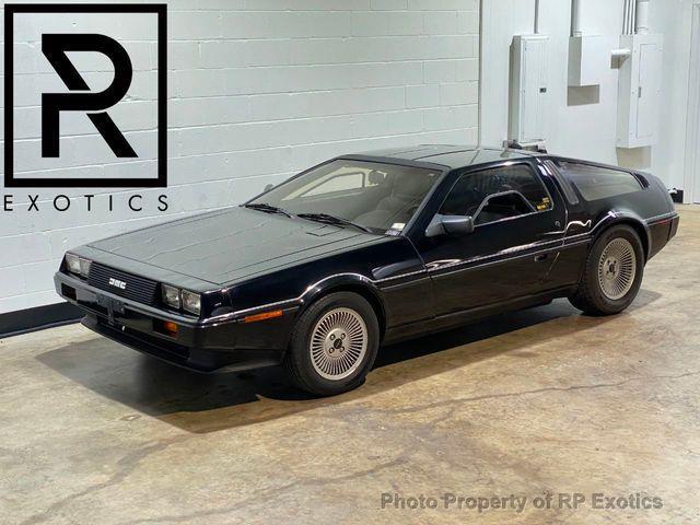 1983 DeLorean DMC-12 (CC-1429817) for sale in St. Louis, Missouri