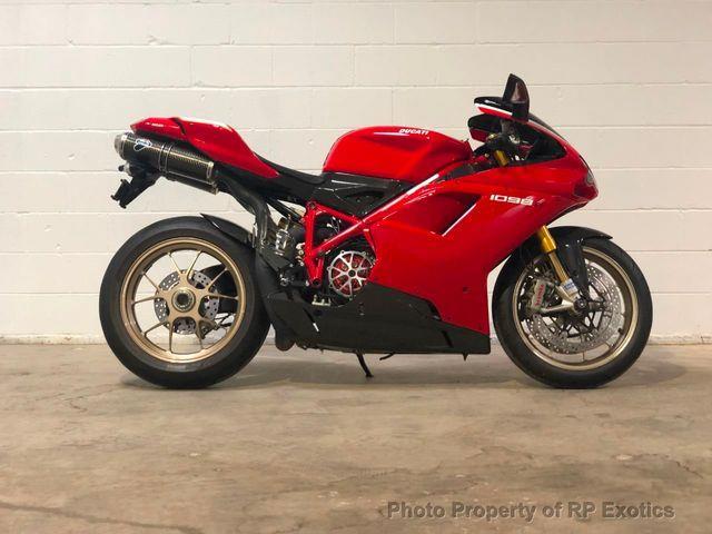 2008 Ducati 1098 (CC-1429834) for sale in St. Louis, Missouri