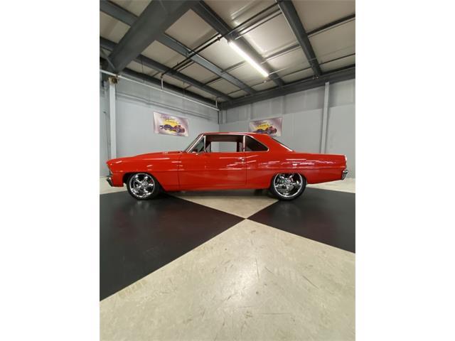 1967 Chevrolet Nova (CC-1429840) for sale in Lillington, North Carolina