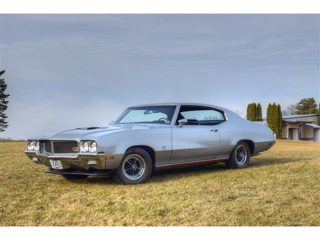 1970 Buick Gran Sport (CC-1429845) for sale in Watertown, Minnesota
