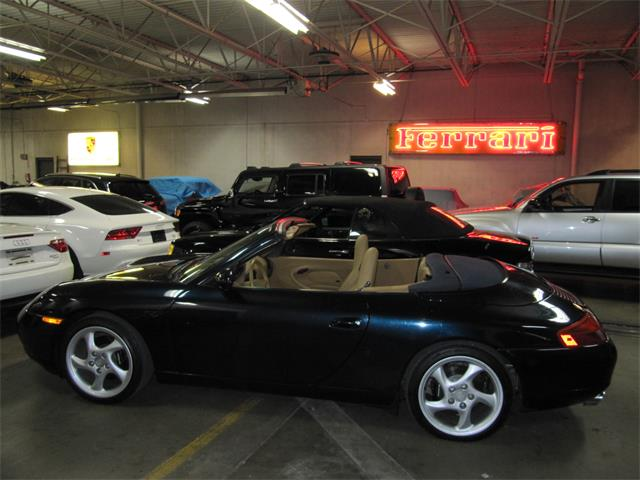 1999 Porsche 911 Carrera (CC-1429855) for sale in Omaha, Nebraska