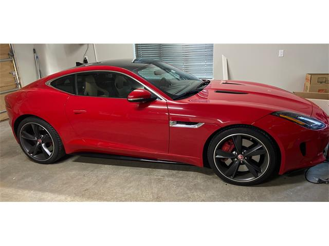 2015 Jaguar F-Type (CC-1429877) for sale in Tulsa, Oklahoma