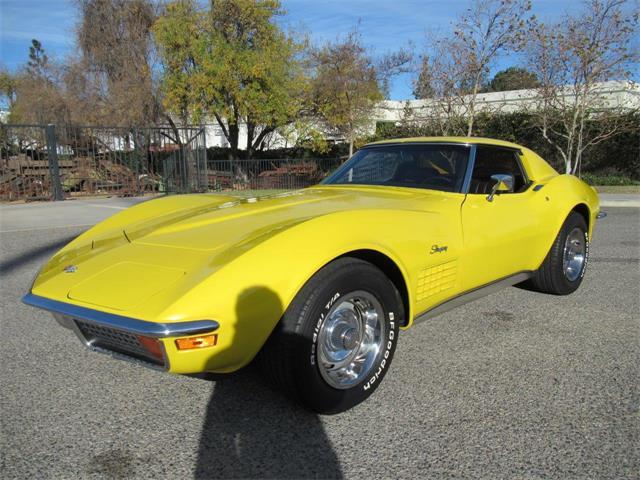 1972 Chevrolet Corvette (CC-1429880) for sale in Simi Valley, California