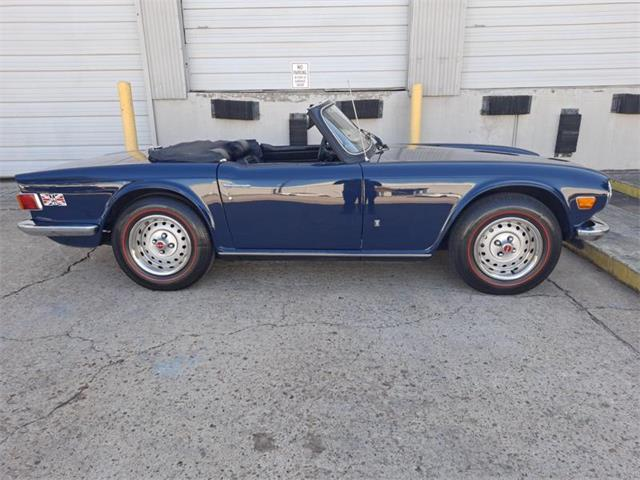 1973 Triumph TR6 (CC-1429881) for sale in Houston, Texas