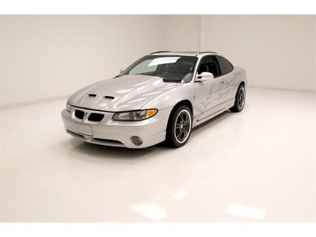 2001 Pontiac Grand Prix (CC-1420990) for sale in Morgantown, Pennsylvania