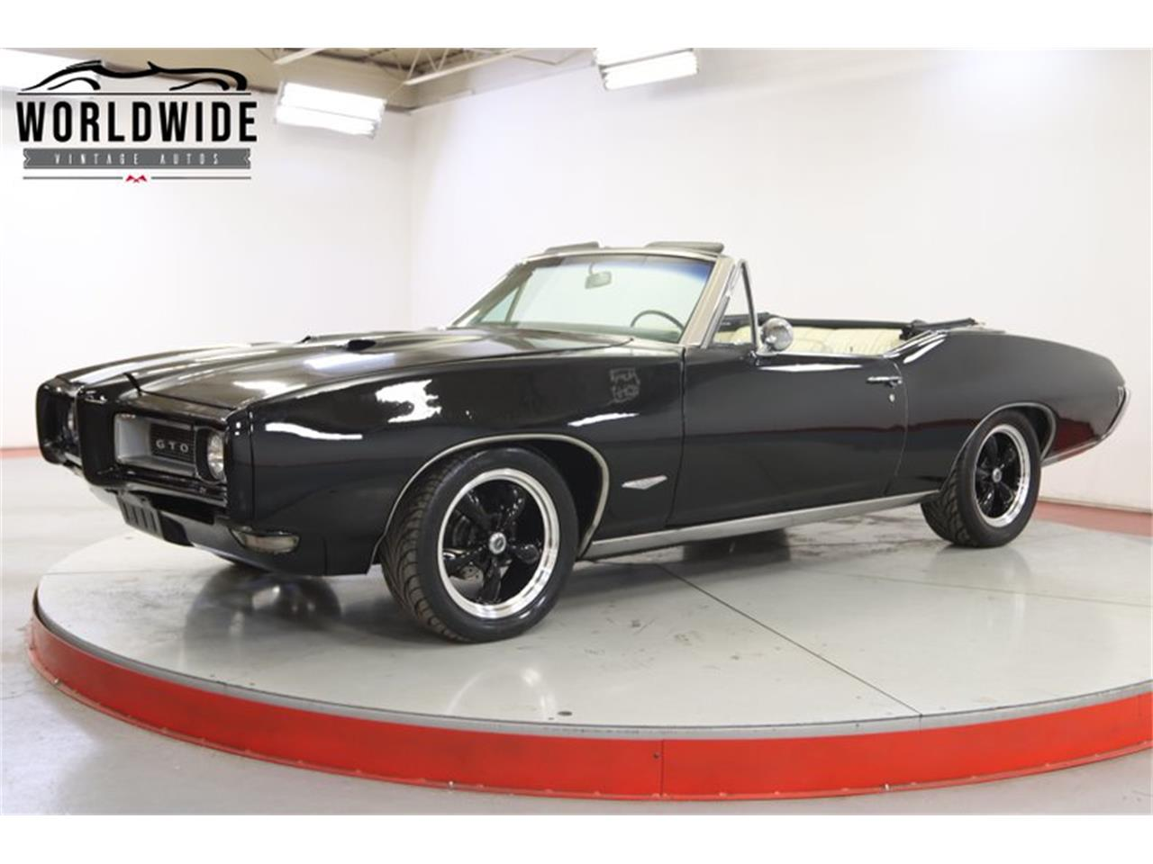 1968 Pontiac GTO (CC-1429907) for sale in Denver , Colorado