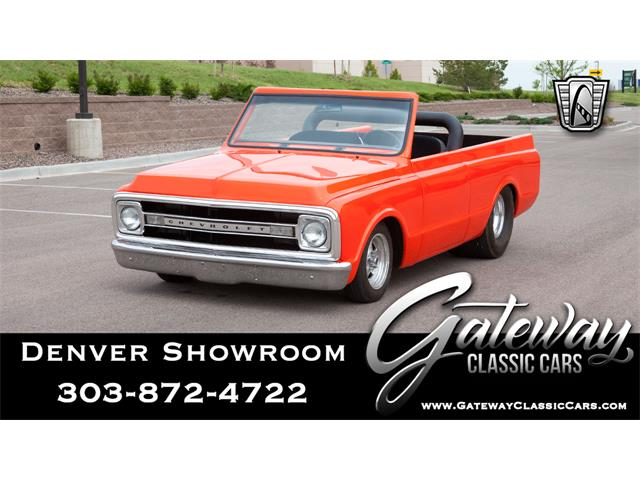 1969 Chevrolet Truck (CC-1429912) for sale in O'Fallon, Illinois