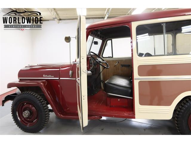 1958 Willys Wagon (CC-1429913) for sale in Denver , Colorado