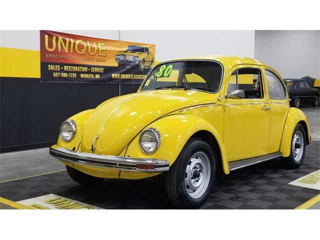 1980 Volkswagen Beetle (CC-1429917) for sale in Mankato, Minnesota