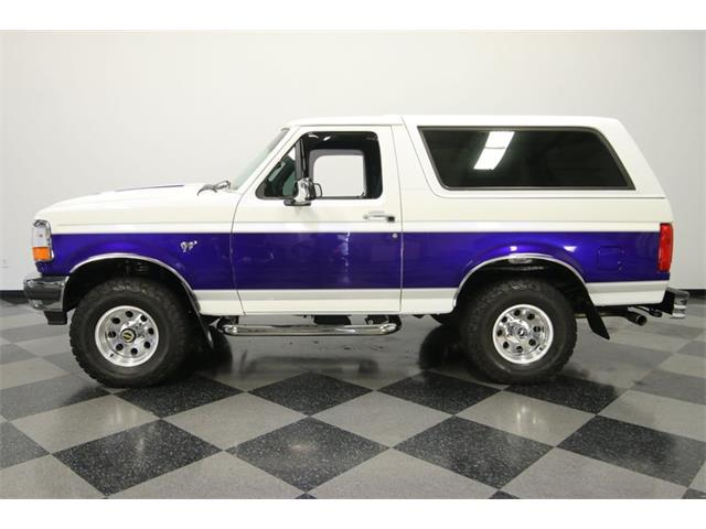 1996 Ford Bronco (CC-1429918) for sale in Lutz, Florida