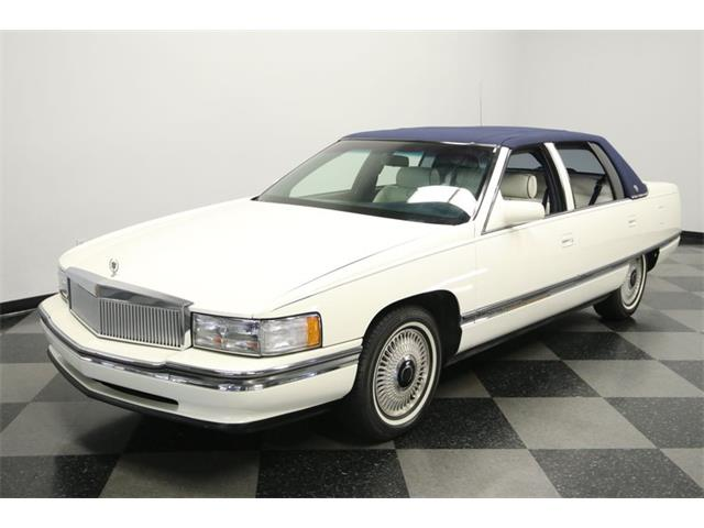 1995 Cadillac DeVille (CC-1429923) for sale in Lutz, Florida